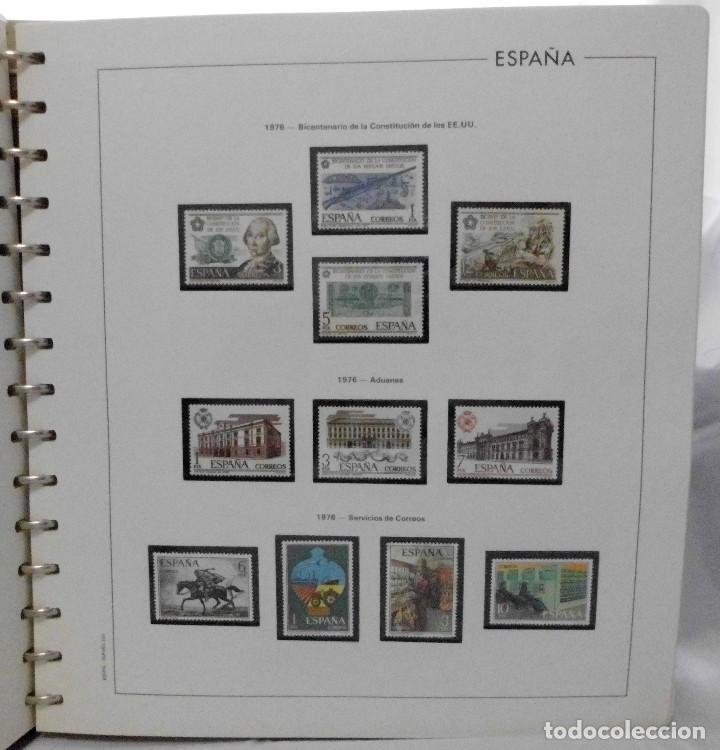 Sellos: ESPAÑA 1974 A 1986 y 1987 A 1994, ALBUM DE SELLOS, NUEVOS SIN FIJASELLOS ** - Foto 22 - 66483470