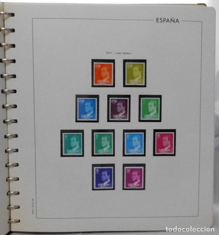 Sellos: ESPAÑA 1974 A 1986 y 1987 A 1994, ALBUM DE SELLOS, NUEVOS SIN FIJASELLOS ** - Foto 28 - 66483470