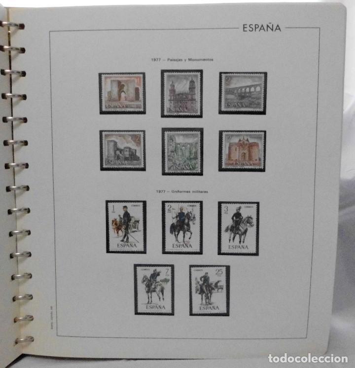 Sellos: ESPAÑA 1974 A 1986 y 1987 A 1994, ALBUM DE SELLOS, NUEVOS SIN FIJASELLOS ** - Foto 32 - 66483470