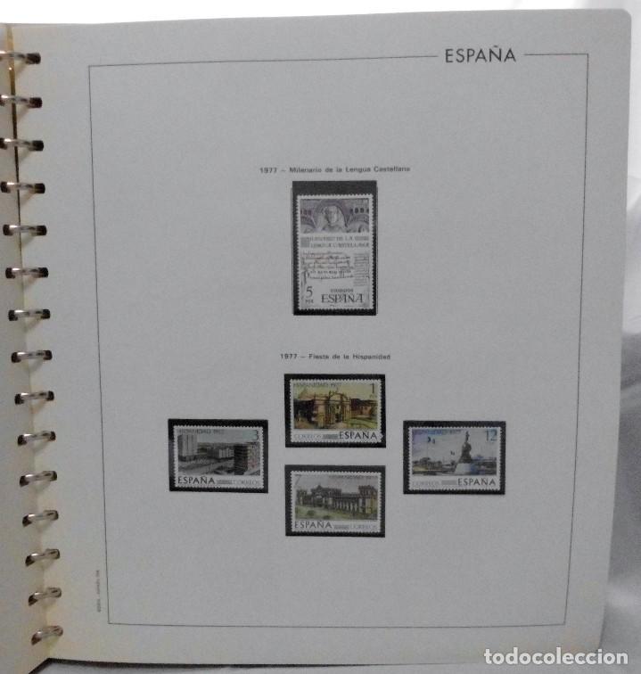 Sellos: ESPAÑA 1974 A 1986 y 1987 A 1994, ALBUM DE SELLOS, NUEVOS SIN FIJASELLOS ** - Foto 35 - 66483470