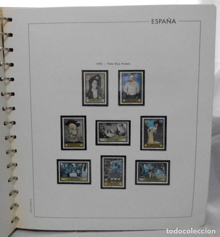 Sellos: ESPAÑA 1974 A 1986 y 1987 A 1994, ALBUM DE SELLOS, NUEVOS SIN FIJASELLOS ** - Foto 40 - 66483470