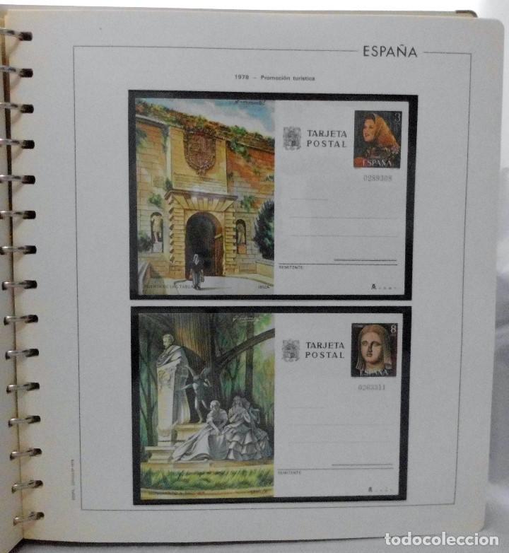 Sellos: ESPAÑA 1974 A 1986 y 1987 A 1994, ALBUM DE SELLOS, NUEVOS SIN FIJASELLOS ** - Foto 44 - 66483470