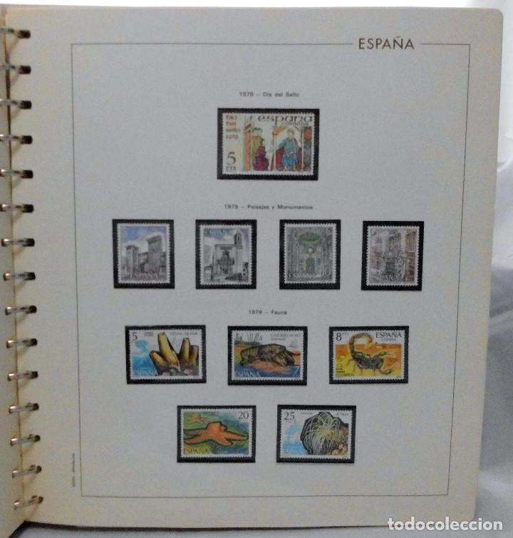 Sellos: ESPAÑA 1974 A 1986 y 1987 A 1994, ALBUM DE SELLOS, NUEVOS SIN FIJASELLOS ** - Foto 47 - 66483470
