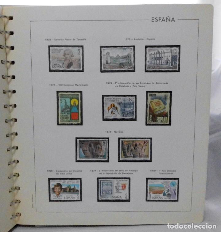 Sellos: ESPAÑA 1974 A 1986 y 1987 A 1994, ALBUM DE SELLOS, NUEVOS SIN FIJASELLOS ** - Foto 50 - 66483470