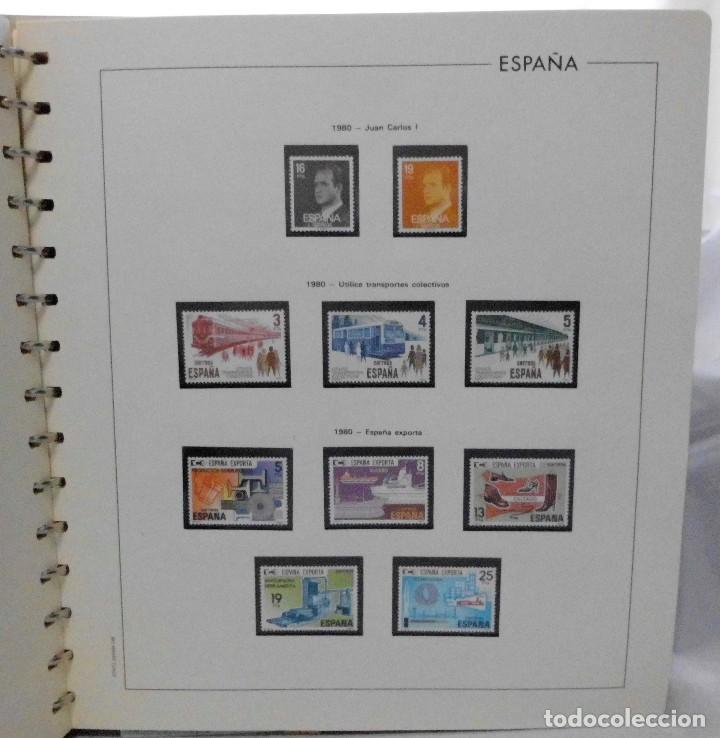 Sellos: ESPAÑA 1974 A 1986 y 1987 A 1994, ALBUM DE SELLOS, NUEVOS SIN FIJASELLOS ** - Foto 52 - 66483470