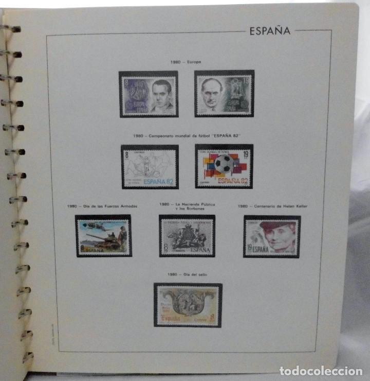 Sellos: ESPAÑA 1974 A 1986 y 1987 A 1994, ALBUM DE SELLOS, NUEVOS SIN FIJASELLOS ** - Foto 53 - 66483470