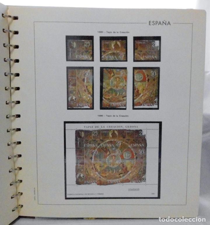 Sellos: ESPAÑA 1974 A 1986 y 1987 A 1994, ALBUM DE SELLOS, NUEVOS SIN FIJASELLOS ** - Foto 55 - 66483470