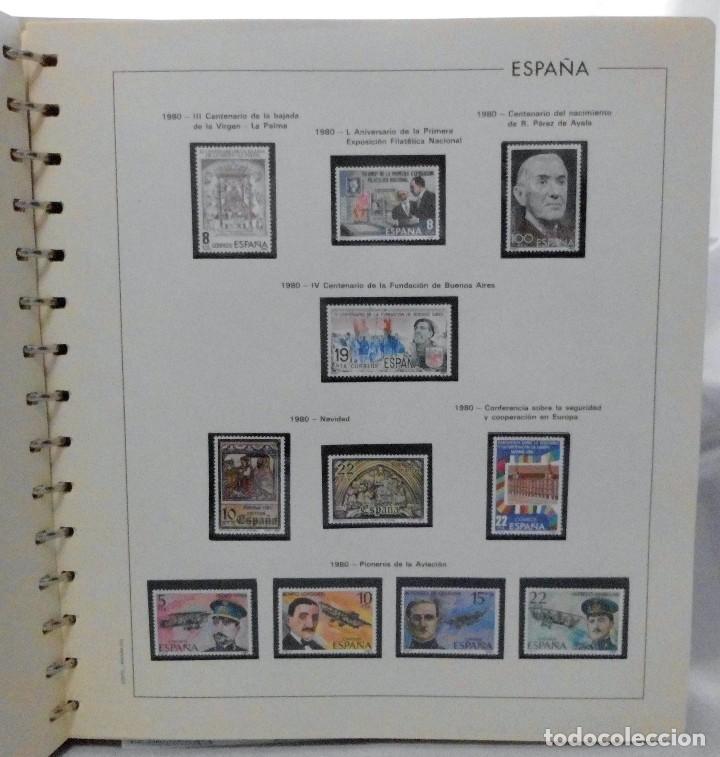Sellos: ESPAÑA 1974 A 1986 y 1987 A 1994, ALBUM DE SELLOS, NUEVOS SIN FIJASELLOS ** - Foto 56 - 66483470