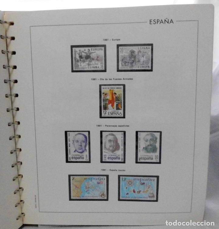 Sellos: ESPAÑA 1974 A 1986 y 1987 A 1994, ALBUM DE SELLOS, NUEVOS SIN FIJASELLOS ** - Foto 58 - 66483470