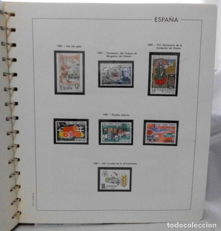 Sellos: ESPAÑA 1974 A 1986 y 1987 A 1994, ALBUM DE SELLOS, NUEVOS SIN FIJASELLOS ** - Foto 59 - 66483470