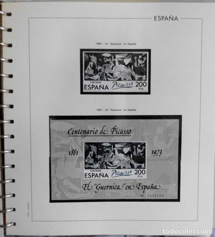 Sellos: ESPAÑA 1974 A 1986 y 1987 A 1994, ALBUM DE SELLOS, NUEVOS SIN FIJASELLOS ** - Foto 60 - 66483470