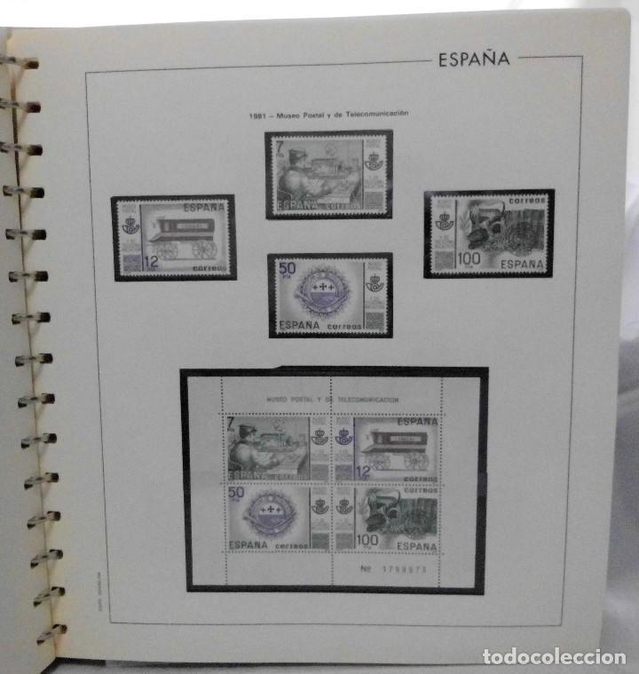 Sellos: ESPAÑA 1974 A 1986 y 1987 A 1994, ALBUM DE SELLOS, NUEVOS SIN FIJASELLOS ** - Foto 61 - 66483470
