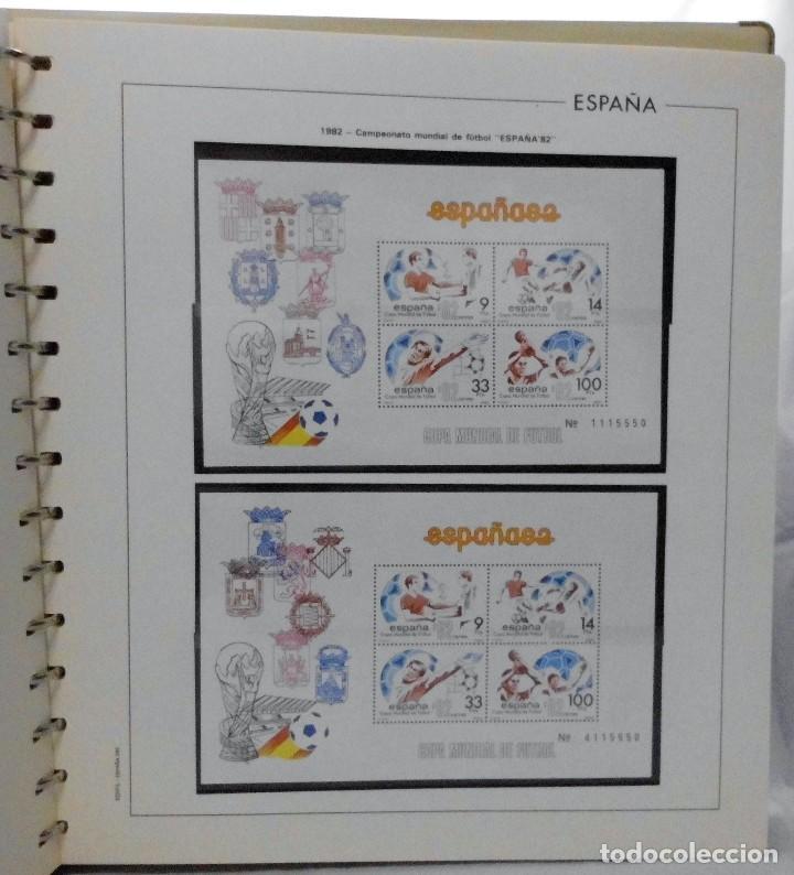 Sellos: ESPAÑA 1974 A 1986 y 1987 A 1994, ALBUM DE SELLOS, NUEVOS SIN FIJASELLOS ** - Foto 65 - 66483470