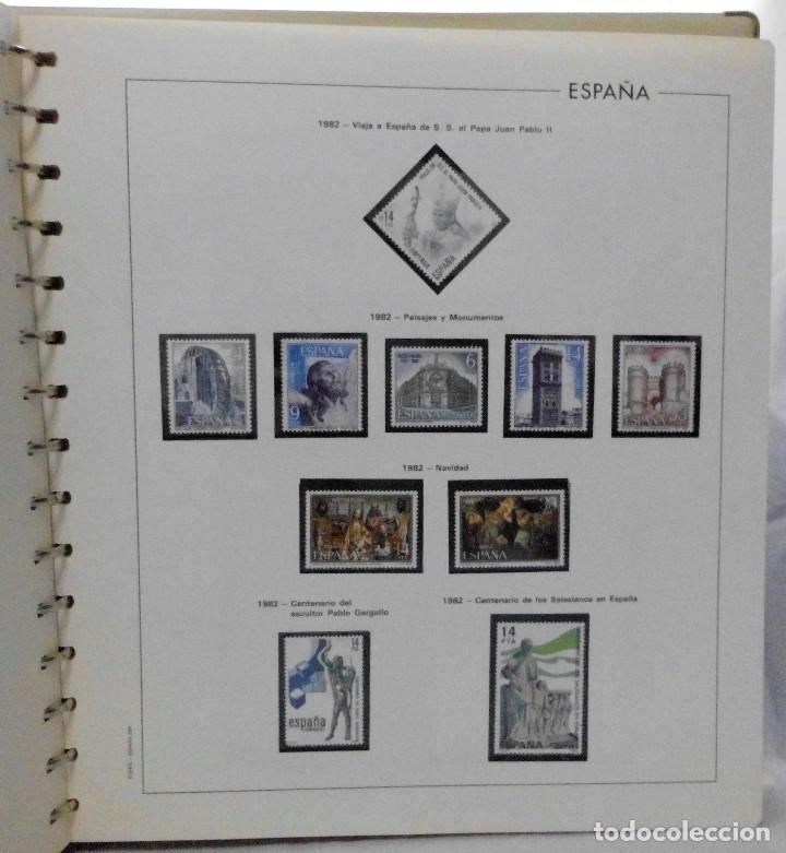 Sellos: ESPAÑA 1974 A 1986 y 1987 A 1994, ALBUM DE SELLOS, NUEVOS SIN FIJASELLOS ** - Foto 67 - 66483470