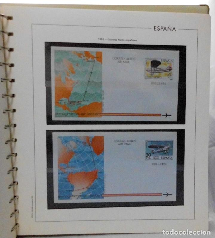Sellos: ESPAÑA 1974 A 1986 y 1987 A 1994, ALBUM DE SELLOS, NUEVOS SIN FIJASELLOS ** - Foto 71 - 66483470