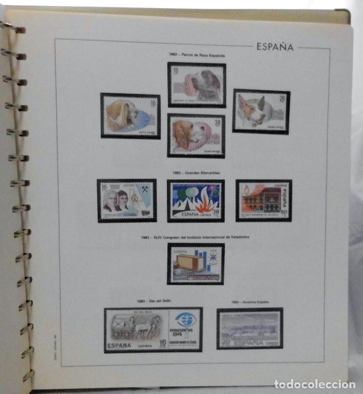 Sellos: ESPAÑA 1974 A 1986 y 1987 A 1994, ALBUM DE SELLOS, NUEVOS SIN FIJASELLOS ** - Foto 75 - 66483470