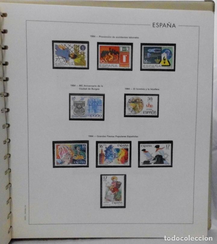Sellos: ESPAÑA 1974 A 1986 y 1987 A 1994, ALBUM DE SELLOS, NUEVOS SIN FIJASELLOS ** - Foto 80 - 66483470