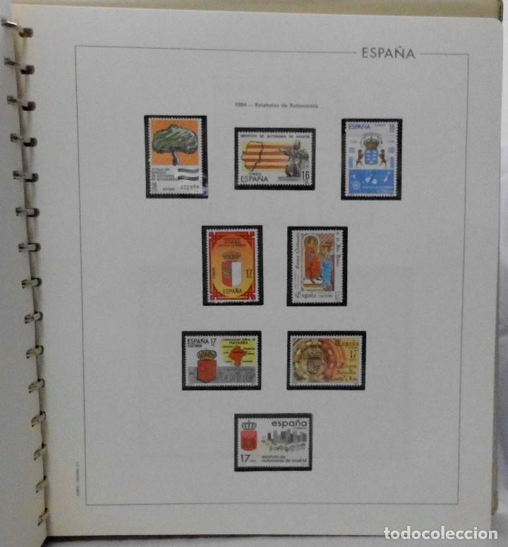 Sellos: ESPAÑA 1974 A 1986 y 1987 A 1994, ALBUM DE SELLOS, NUEVOS SIN FIJASELLOS ** - Foto 81 - 66483470