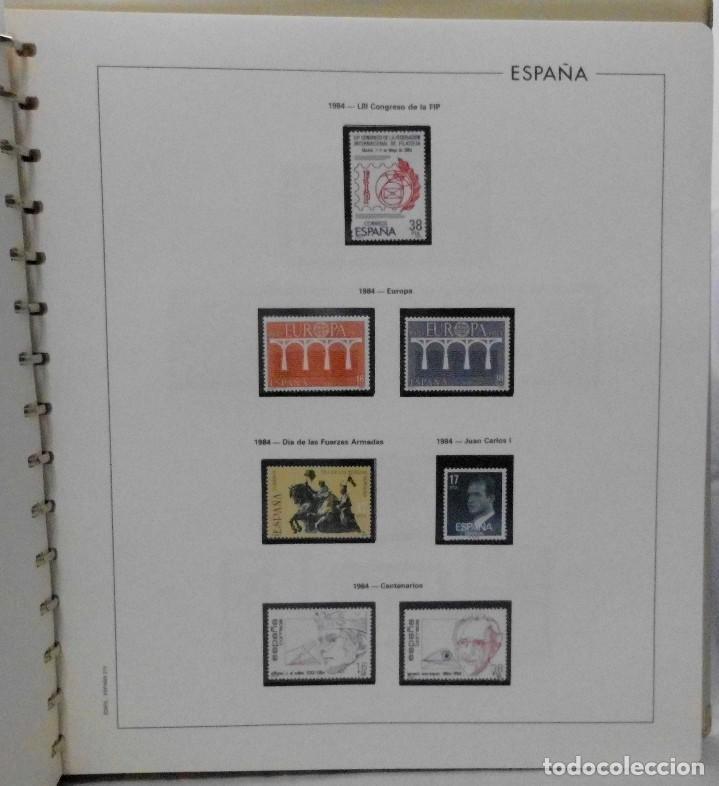 Sellos: ESPAÑA 1974 A 1986 y 1987 A 1994, ALBUM DE SELLOS, NUEVOS SIN FIJASELLOS ** - Foto 83 - 66483470