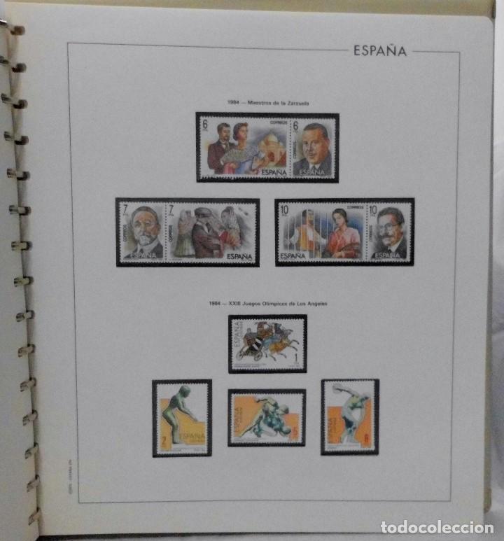 Sellos: ESPAÑA 1974 A 1986 y 1987 A 1994, ALBUM DE SELLOS, NUEVOS SIN FIJASELLOS ** - Foto 84 - 66483470