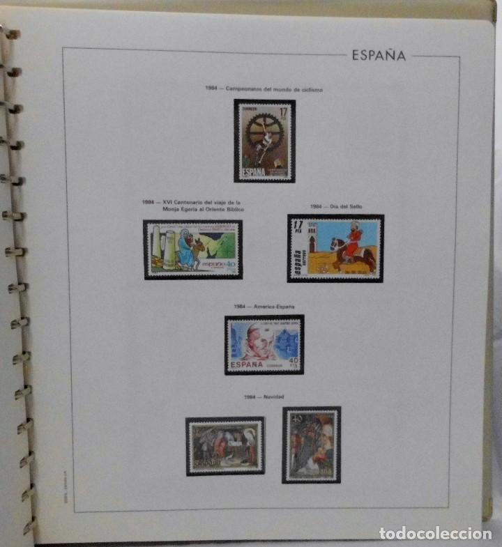 Sellos: ESPAÑA 1974 A 1986 y 1987 A 1994, ALBUM DE SELLOS, NUEVOS SIN FIJASELLOS ** - Foto 85 - 66483470