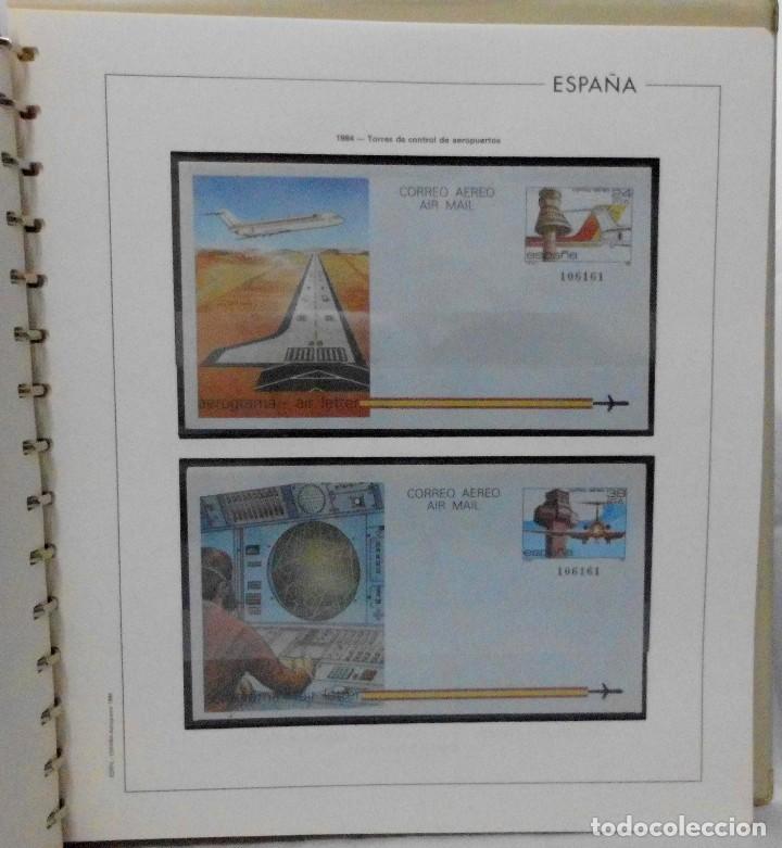 Sellos: ESPAÑA 1974 A 1986 y 1987 A 1994, ALBUM DE SELLOS, NUEVOS SIN FIJASELLOS ** - Foto 88 - 66483470
