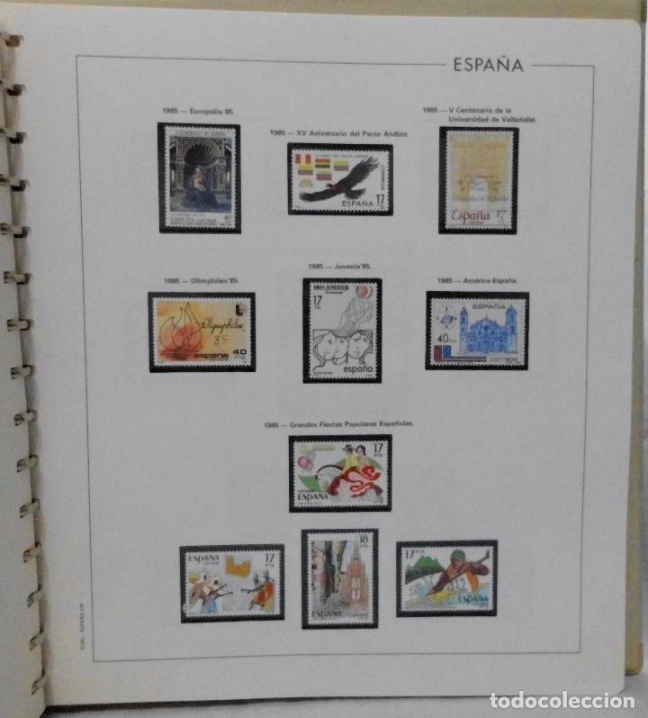Sellos: ESPAÑA 1974 A 1986 y 1987 A 1994, ALBUM DE SELLOS, NUEVOS SIN FIJASELLOS ** - Foto 89 - 66483470