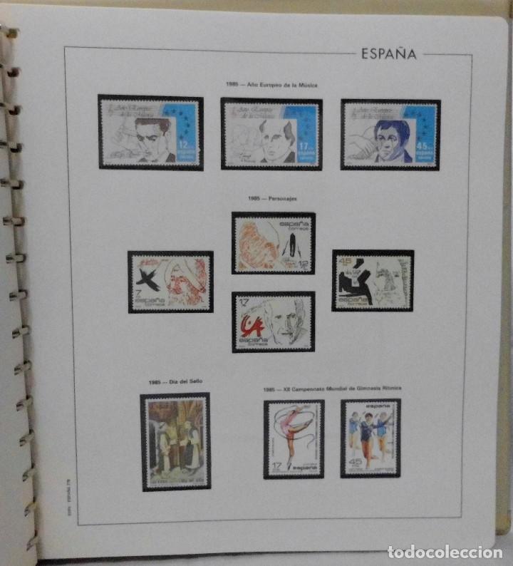 Sellos: ESPAÑA 1974 A 1986 y 1987 A 1994, ALBUM DE SELLOS, NUEVOS SIN FIJASELLOS ** - Foto 91 - 66483470
