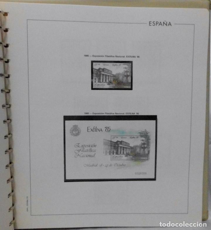 Sellos: ESPAÑA 1974 A 1986 y 1987 A 1994, ALBUM DE SELLOS, NUEVOS SIN FIJASELLOS ** - Foto 92 - 66483470