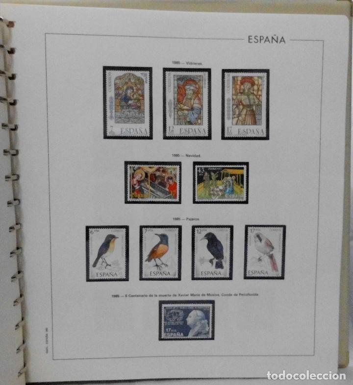 Sellos: ESPAÑA 1974 A 1986 y 1987 A 1994, ALBUM DE SELLOS, NUEVOS SIN FIJASELLOS ** - Foto 93 - 66483470