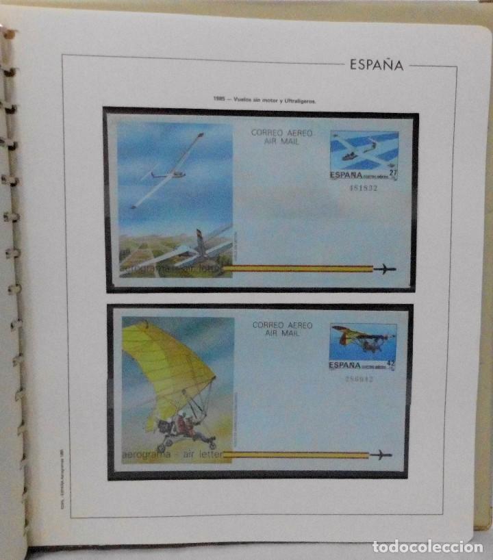 Sellos: ESPAÑA 1974 A 1986 y 1987 A 1994, ALBUM DE SELLOS, NUEVOS SIN FIJASELLOS ** - Foto 95 - 66483470