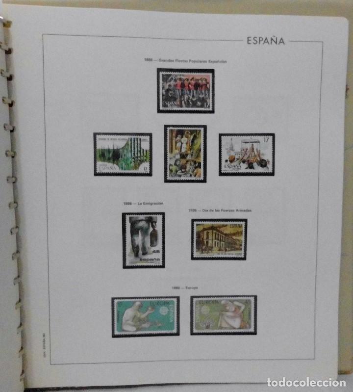 Sellos: ESPAÑA 1974 A 1986 y 1987 A 1994, ALBUM DE SELLOS, NUEVOS SIN FIJASELLOS ** - Foto 98 - 66483470