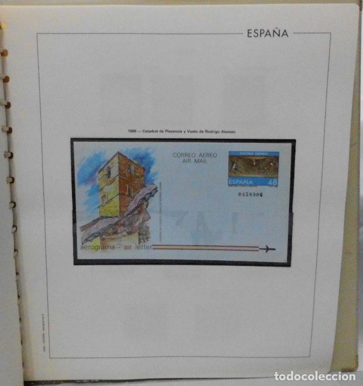 Sellos: ESPAÑA 1974 A 1986 y 1987 A 1994, ALBUM DE SELLOS, NUEVOS SIN FIJASELLOS ** - Foto 105 - 66483470