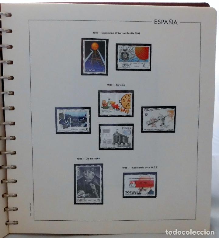 Sellos: ESPAÑA 1974 A 1986 y 1987 A 1994, ALBUM DE SELLOS, NUEVOS SIN FIJASELLOS ** - Foto 125 - 66483470