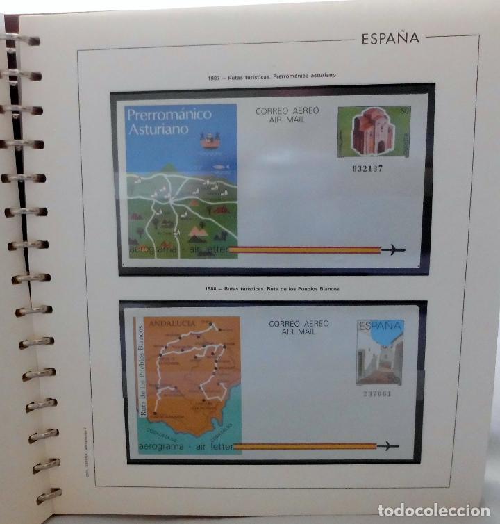 Sellos: ESPAÑA 1974 A 1986 y 1987 A 1994, ALBUM DE SELLOS, NUEVOS SIN FIJASELLOS ** - Foto 135 - 66483470