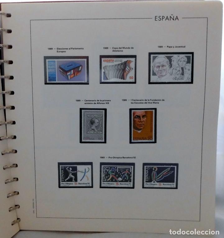 Sellos: ESPAÑA 1974 A 1986 y 1987 A 1994, ALBUM DE SELLOS, NUEVOS SIN FIJASELLOS ** - Foto 141 - 66483470