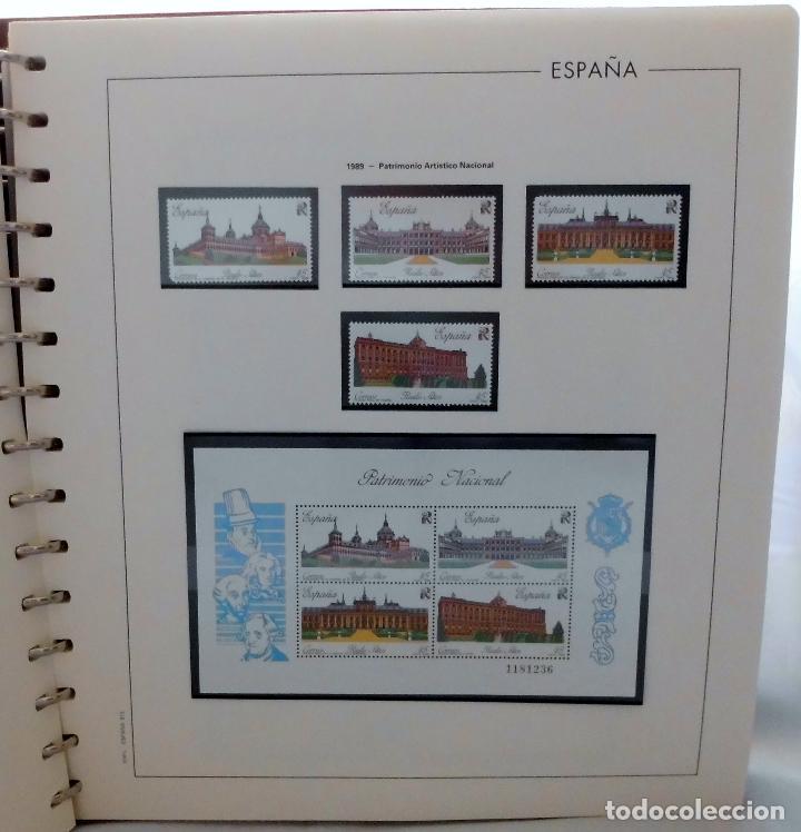 Sellos: ESPAÑA 1974 A 1986 y 1987 A 1994, ALBUM DE SELLOS, NUEVOS SIN FIJASELLOS ** - Foto 144 - 66483470