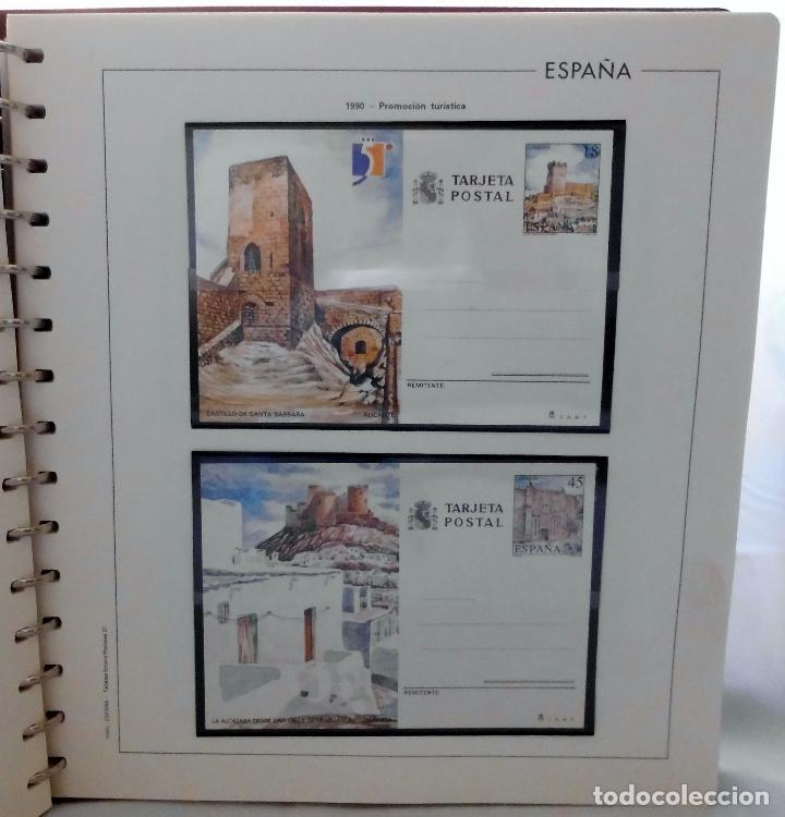 Sellos: ESPAÑA 1974 A 1986 y 1987 A 1994, ALBUM DE SELLOS, NUEVOS SIN FIJASELLOS ** - Foto 153 - 66483470