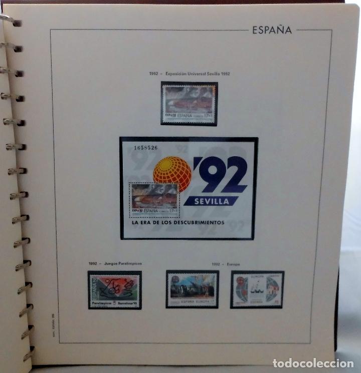 Sellos: ESPAÑA 1974 A 1986 y 1987 A 1994, ALBUM DE SELLOS, NUEVOS SIN FIJASELLOS ** - Foto 169 - 66483470