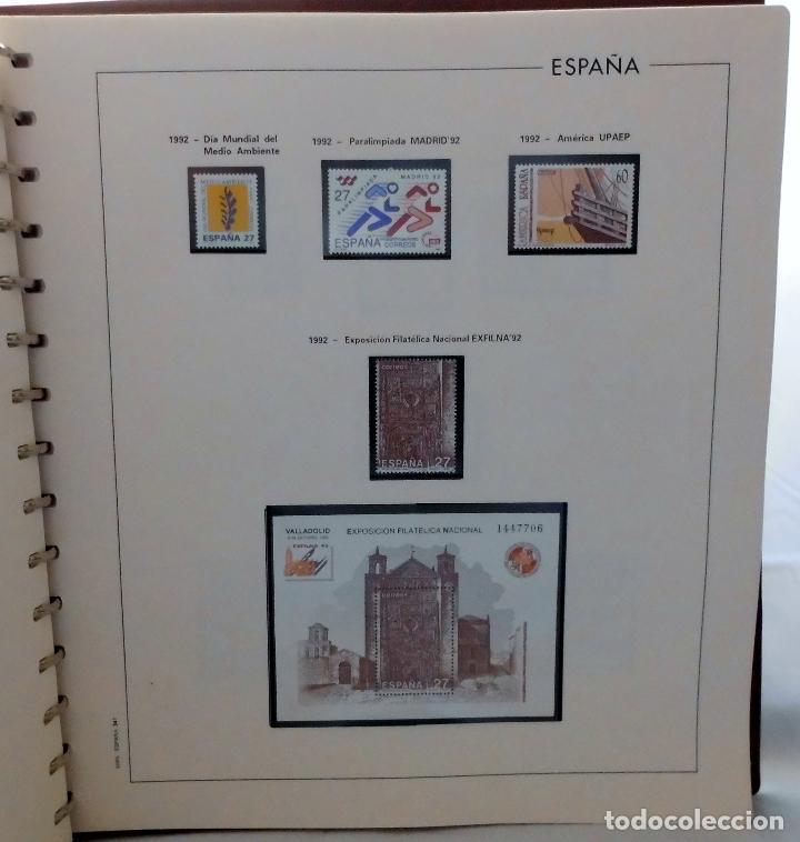 Sellos: ESPAÑA 1974 A 1986 y 1987 A 1994, ALBUM DE SELLOS, NUEVOS SIN FIJASELLOS ** - Foto 175 - 66483470