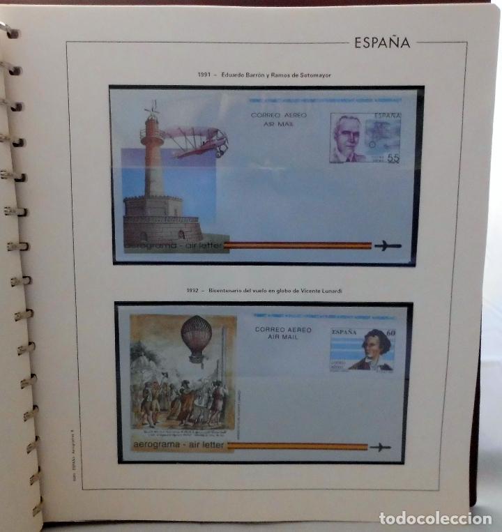 Sellos: ESPAÑA 1974 A 1986 y 1987 A 1994, ALBUM DE SELLOS, NUEVOS SIN FIJASELLOS ** - Foto 179 - 66483470