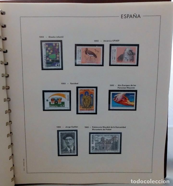 Sellos: ESPAÑA 1974 A 1986 y 1987 A 1994, ALBUM DE SELLOS, NUEVOS SIN FIJASELLOS ** - Foto 185 - 66483470