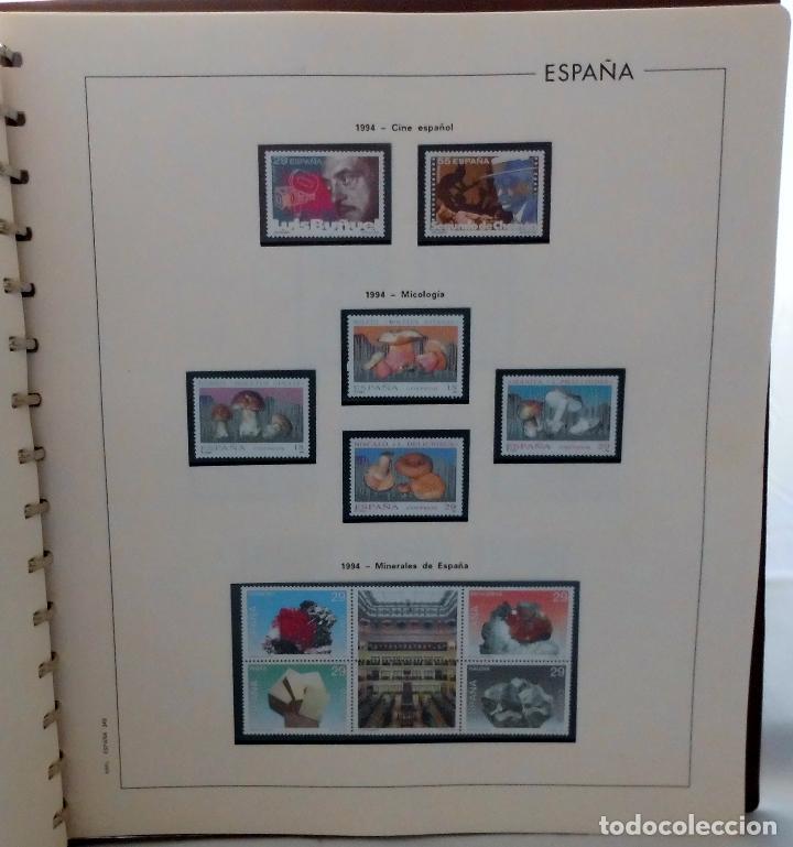 Sellos: ESPAÑA 1974 A 1986 y 1987 A 1994, ALBUM DE SELLOS, NUEVOS SIN FIJASELLOS ** - Foto 186 - 66483470