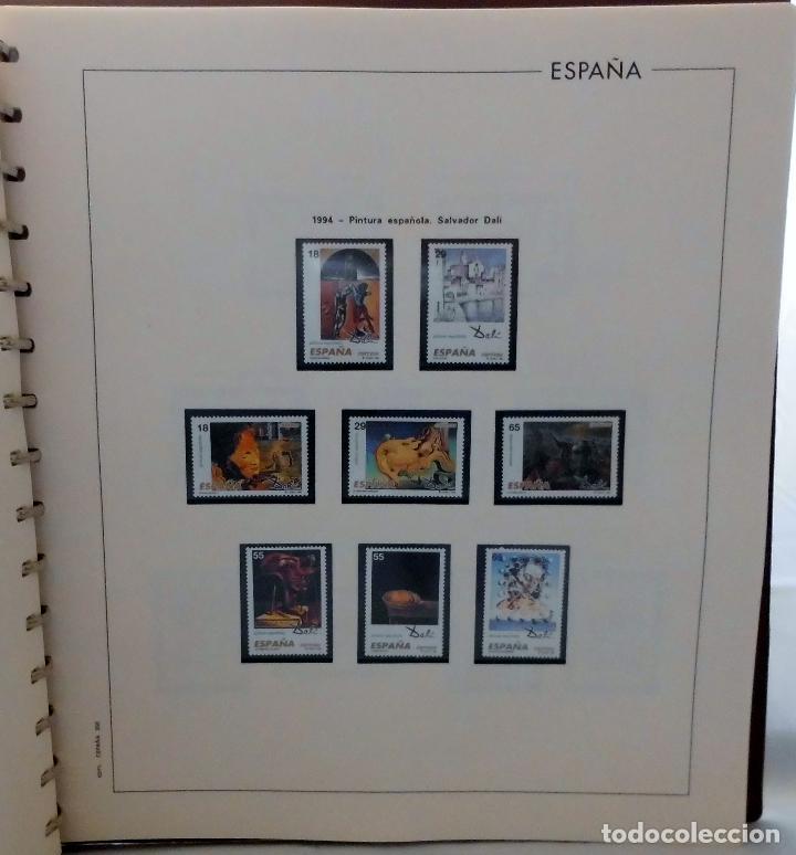 Sellos: ESPAÑA 1974 A 1986 y 1987 A 1994, ALBUM DE SELLOS, NUEVOS SIN FIJASELLOS ** - Foto 187 - 66483470