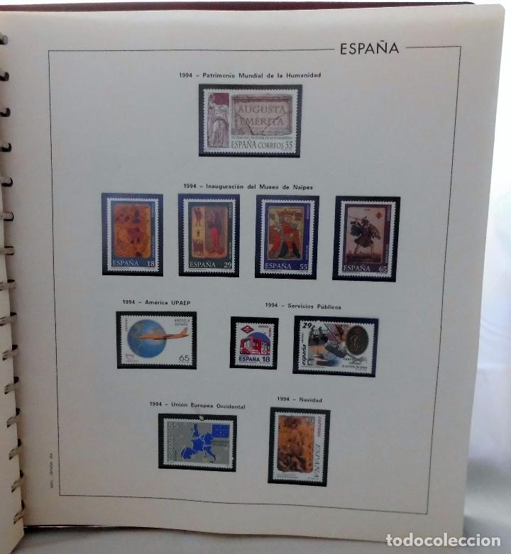 Sellos: ESPAÑA 1974 A 1986 y 1987 A 1994, ALBUM DE SELLOS, NUEVOS SIN FIJASELLOS ** - Foto 191 - 66483470