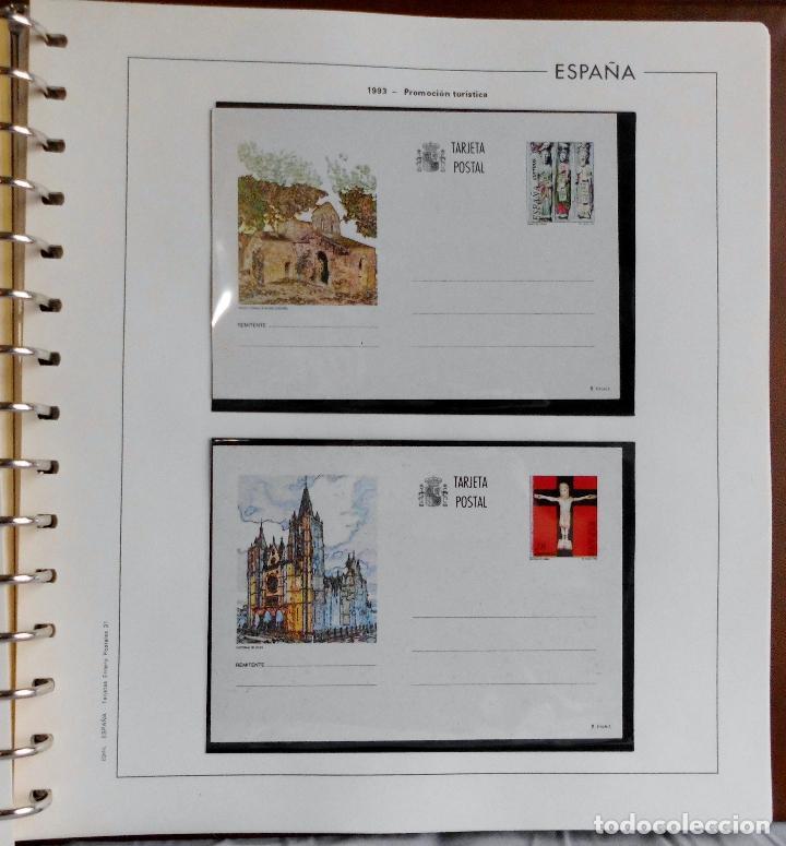 Sellos: ESPAÑA 1974 A 1986 y 1987 A 1994, ALBUM DE SELLOS, NUEVOS SIN FIJASELLOS ** - Foto 193 - 66483470