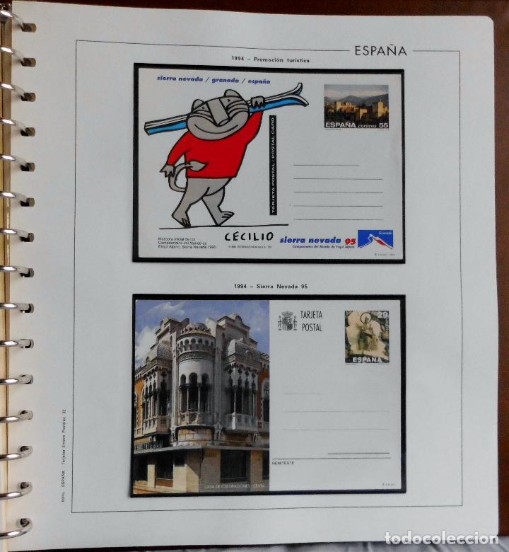 Sellos: ESPAÑA 1974 A 1986 y 1987 A 1994, ALBUM DE SELLOS, NUEVOS SIN FIJASELLOS ** - Foto 194 - 66483470