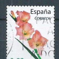 Sellos: R11/ ESPAÑA USADOS 2009, FLORA Y FAUNA. Lote 66762786
