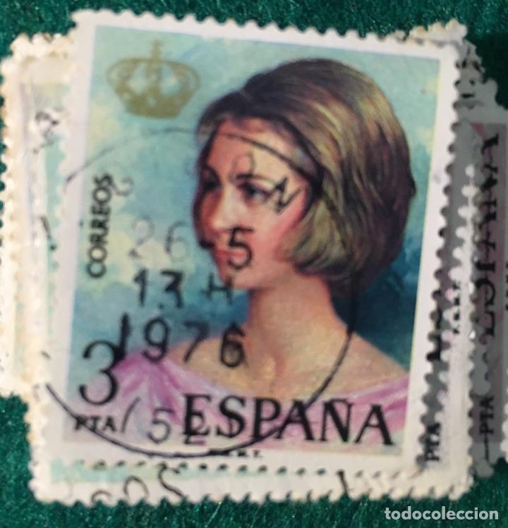 AÑO 1975. REINA SOFIA. Nº 2303. 33 UDS. (Sellos - España - Juan Carlos I - Desde 1.975 a 1.985 - Usados)