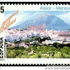 Sellos: ESPAÑA 1998 - RESERVA DE LA BIOSFERA - ALAIOR (MALLORCA) - EDIFIL Nº 3604. Lote 256053330